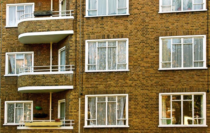 London hus. fotografering för bildbyråer