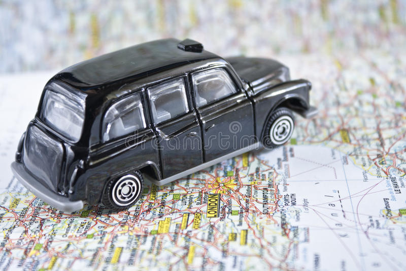 Download London iconic black cab stock photo. Image of transportation - 25386444