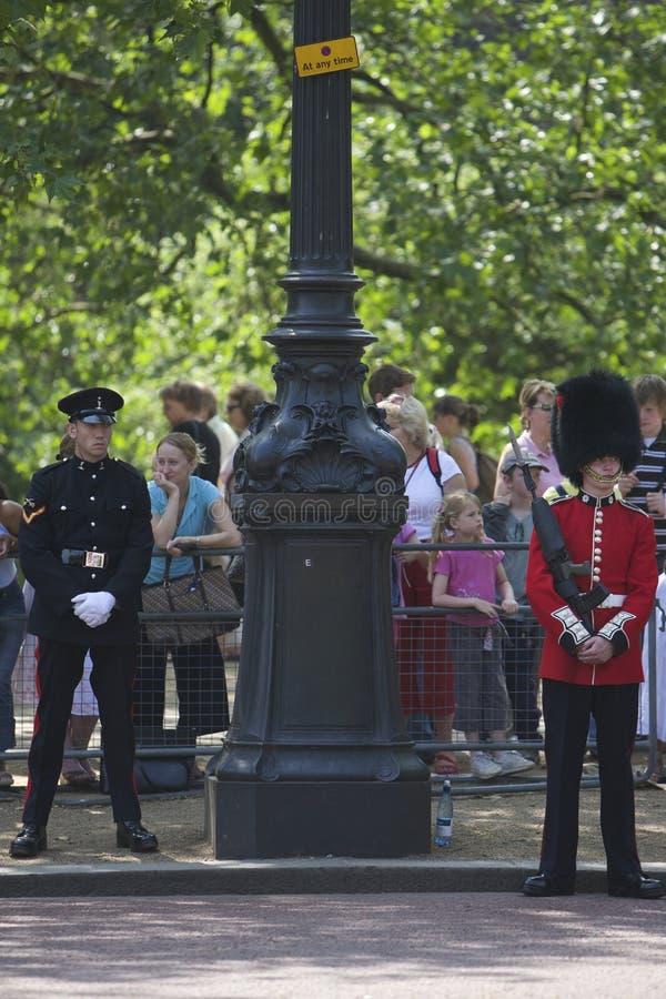 London-königliche Abdeckung lizenzfreies stockfoto