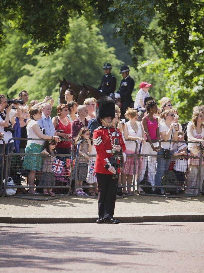 London-königliche Abdeckungen lizenzfreie stockfotos