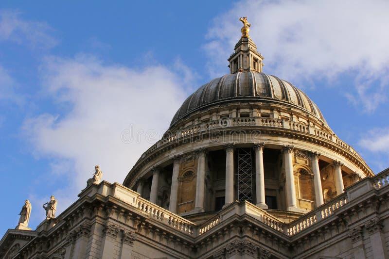 London katedralny pauls st obraz stock