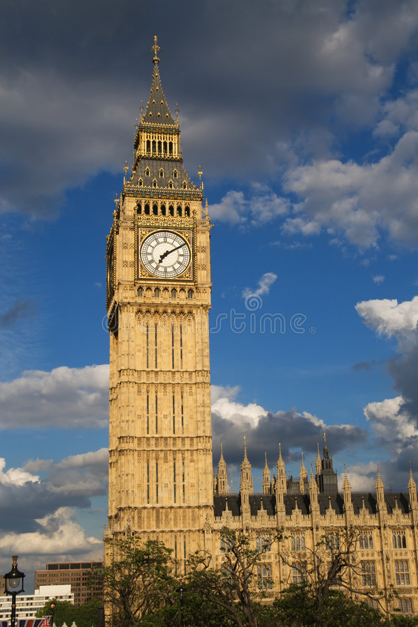 London Landmark Royalty Free Stock Images