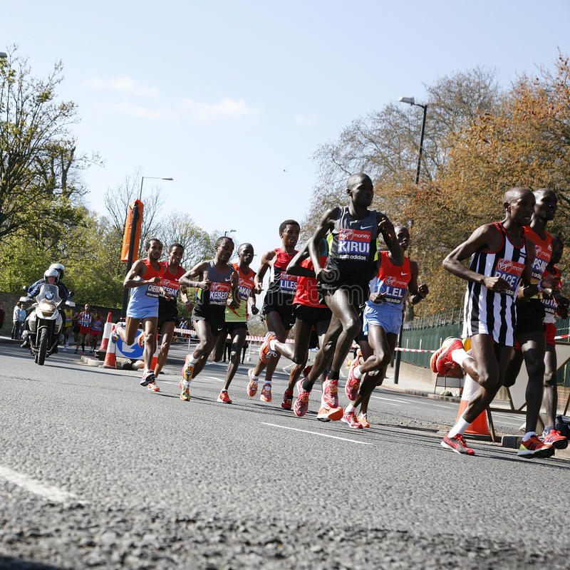 Download London Marathon, 2012 editorial photo. Image of london - 24851781