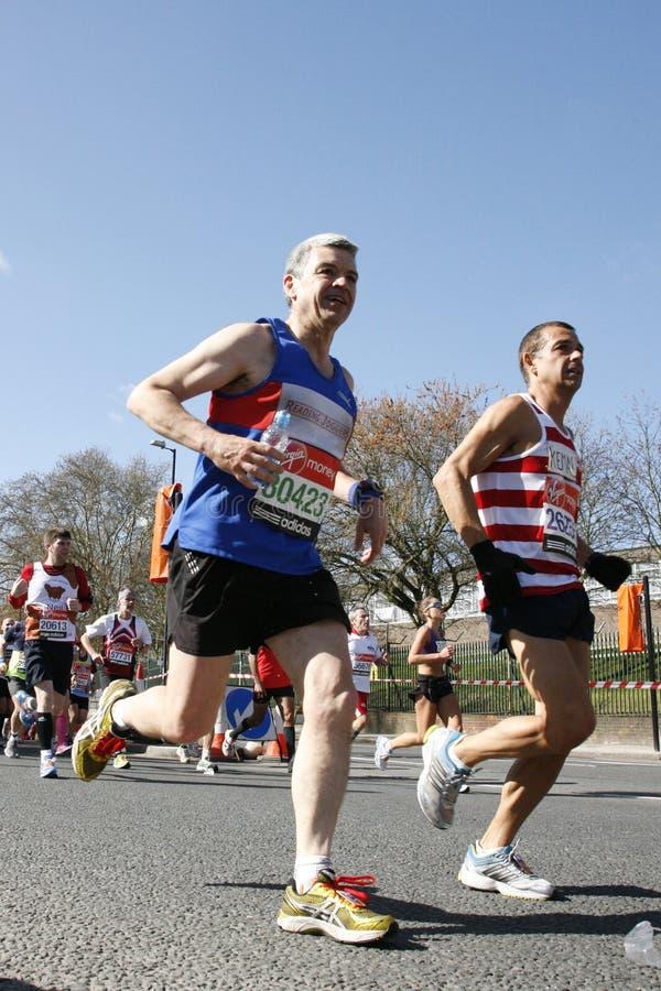 London Marathon, 2012
