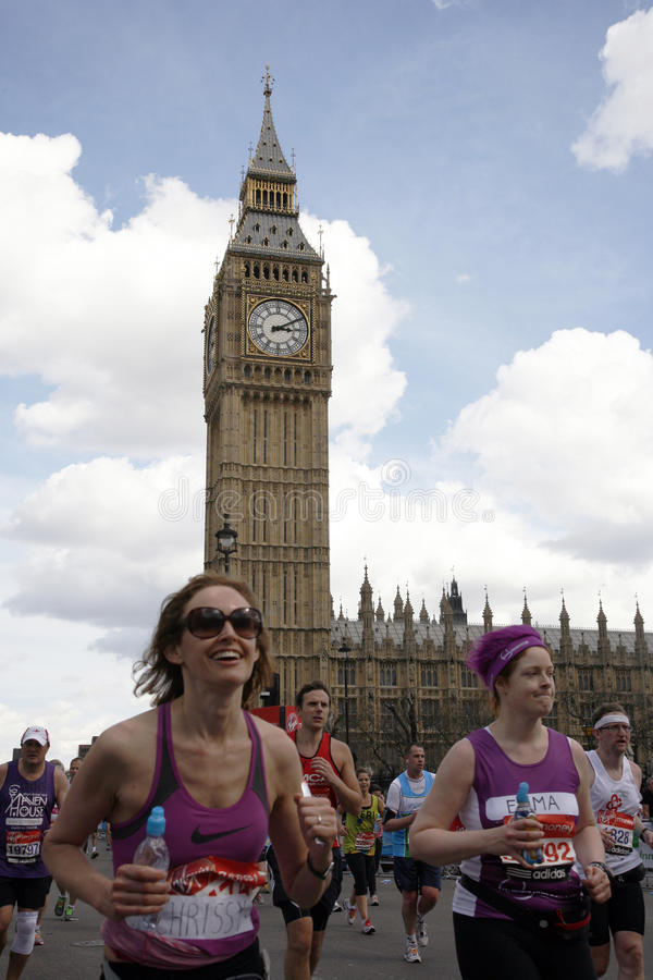Download London Marathon, 2012 editorial stock image. Image of adult - 24853239