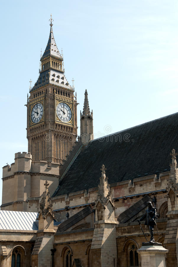 Download Big Ben stock photo. Image of outdoors, arranging, cromwell - 35555566