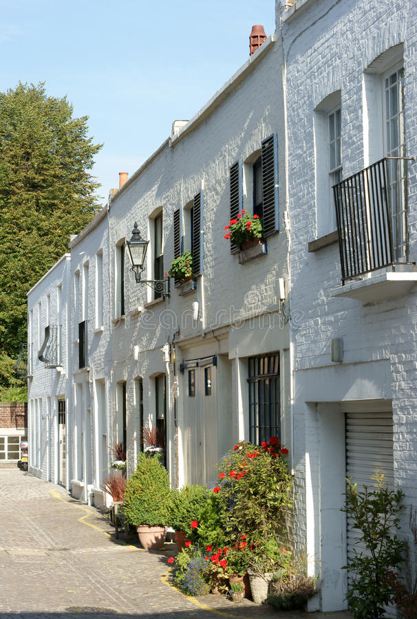 Download London Mews Houses Stock Photography - Image: 11364062