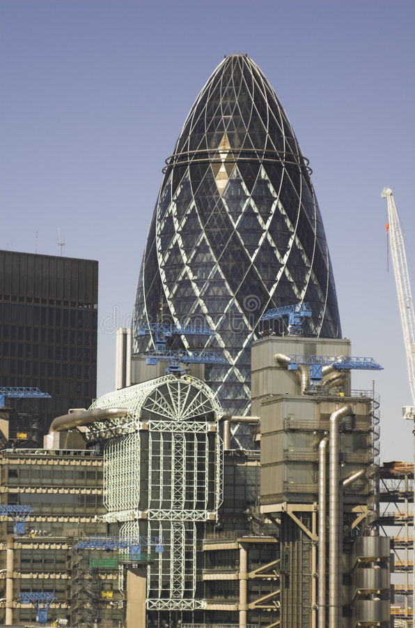 London miasta obraz stock