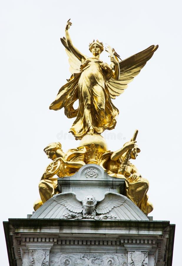 london minnesmärke victoria royaltyfria foton