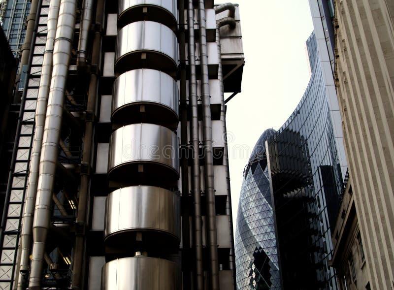 London moderne architektur stockbild bild von silber - London architektur ...