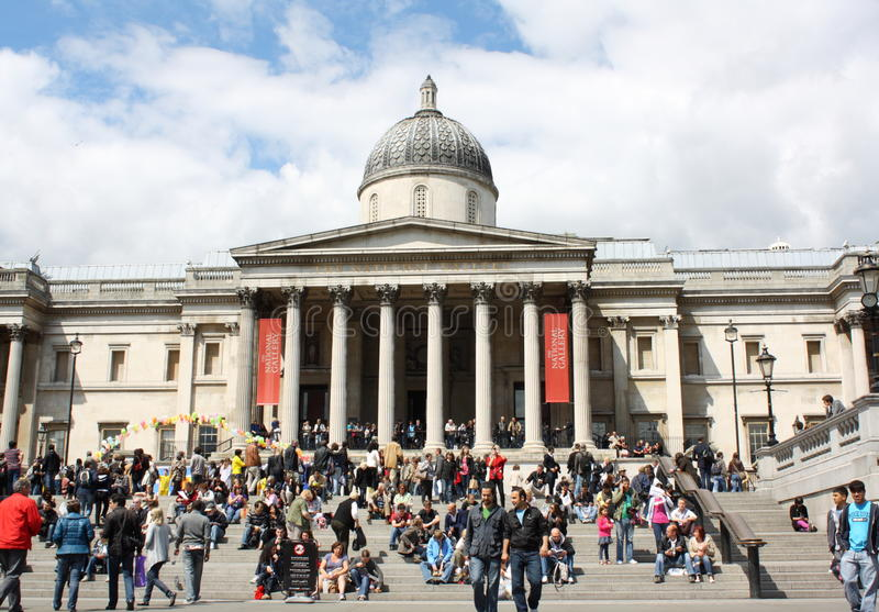 Download London - National Gallery editorial stock photo. Image of gallery - 19521293