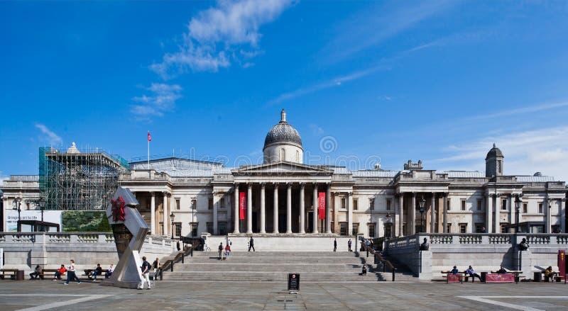 Download London National Gallery editorial stock photo. Image of trafalgar - 24634928