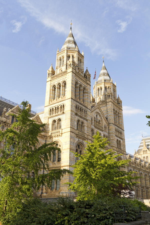 Download London Natural History Museum Stock Image - Image: 19866501