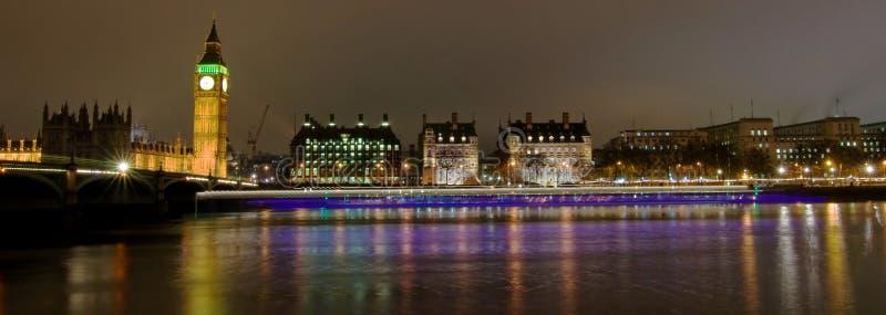 Download London At Night Royalty Free Stock Image - Image: 7209746