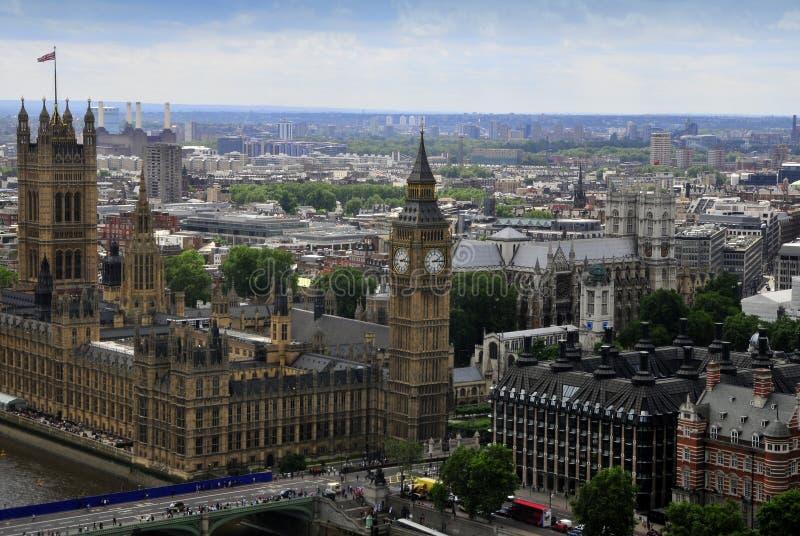 london oglądania zdjęcia stock