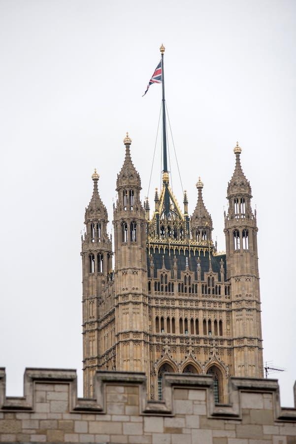london pałacu Westminster zdjęcie royalty free