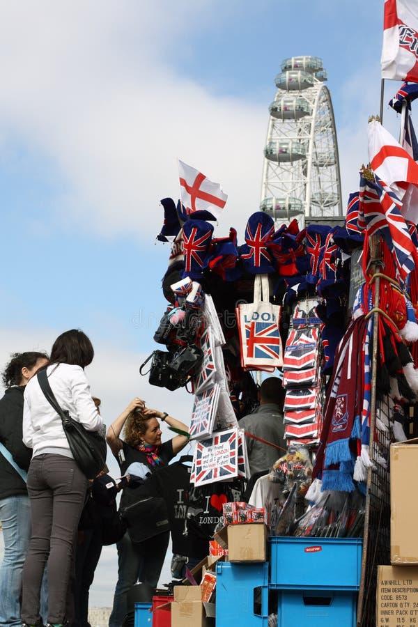 london pamiątki zdjęcia stock