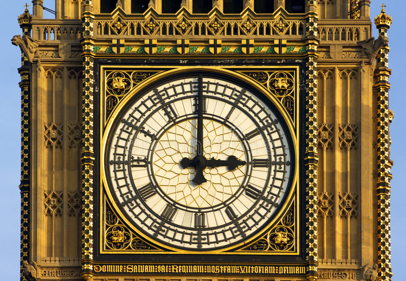 Download London - Parliament Clock Tower Stock Image - Image of round, control: 3944411