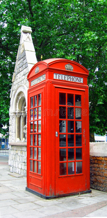 Download London Phone Booth Stock Photography - Image: 5781812
