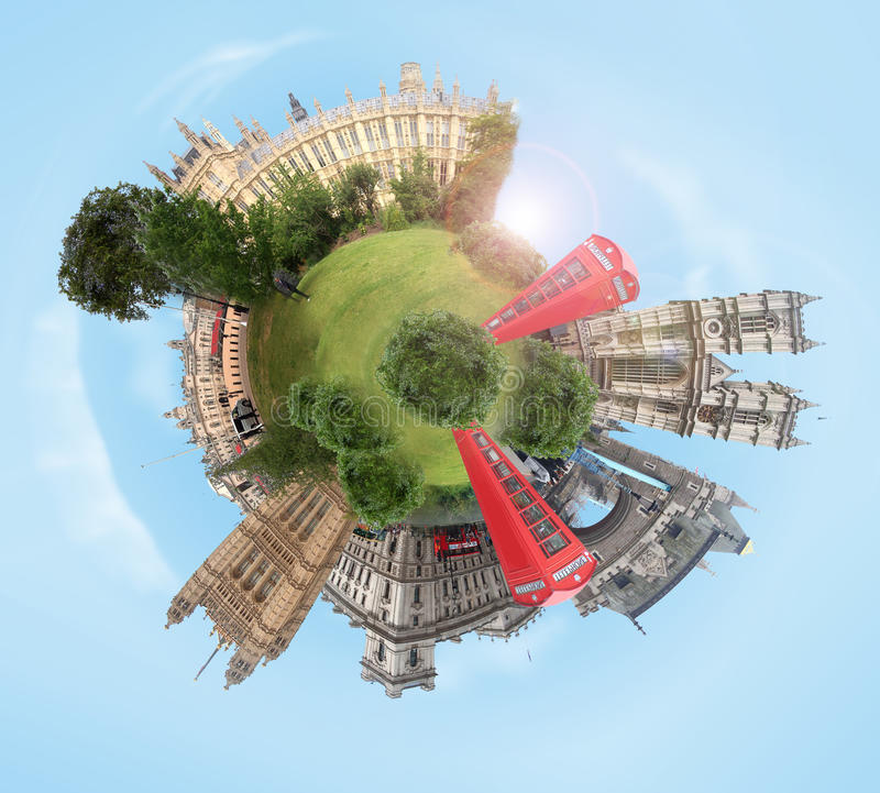 London planet royalty free stock photo