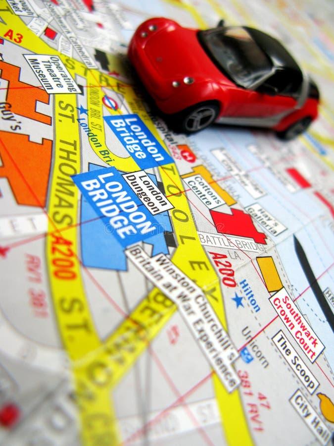 london podróż fotografia stock