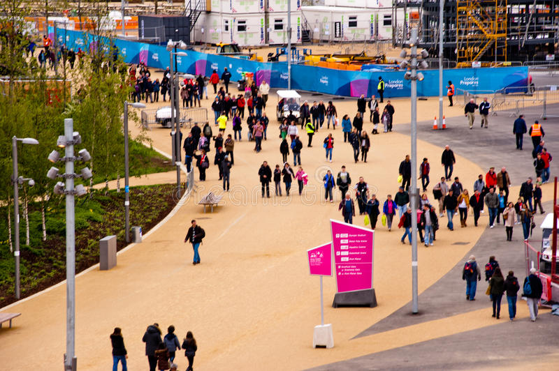Download London Prepares: Olympic Test Events Editorial Photo - Image: 24661241