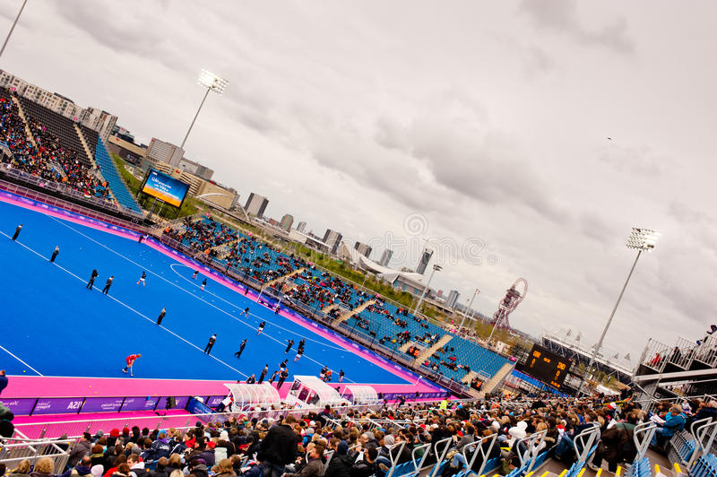 London prepares: Olympic test events