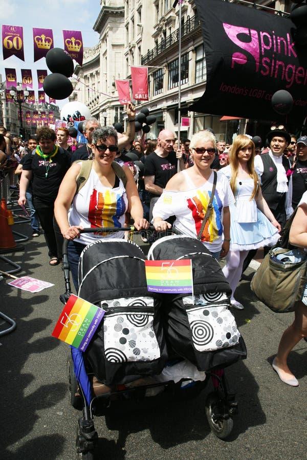 2013, London Pride stock photos