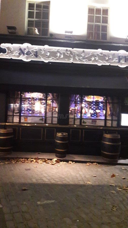 London pubs stock images