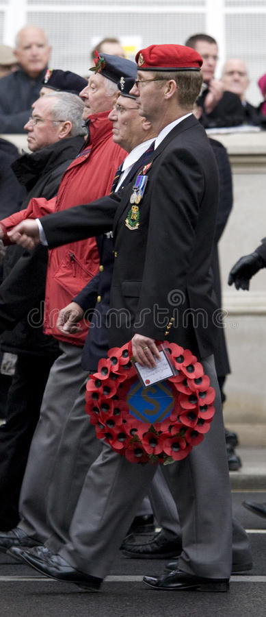 Download London - Rememberance Parade Editorial Stock Photo - Image: 11868078