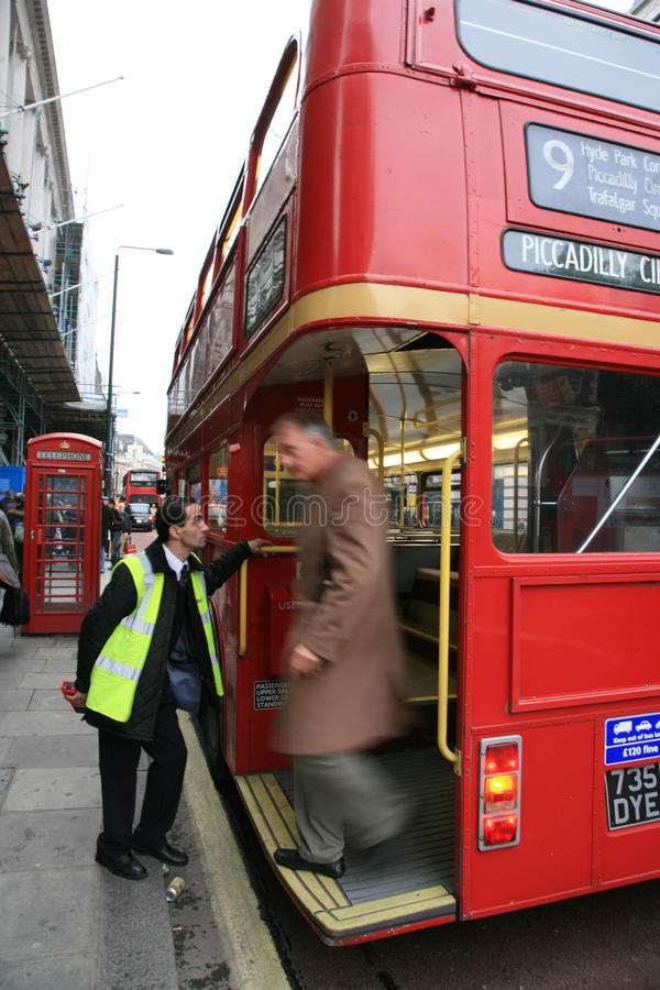 Download London Route Master Bus editorial photo. Image of city - 20798731