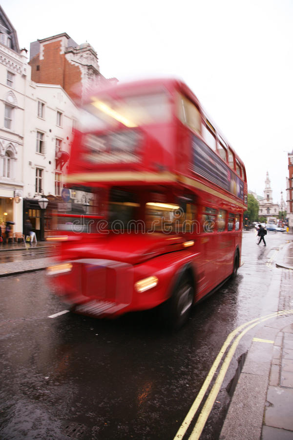 Download London Route Master Bus Stock Photo - Image: 20806210