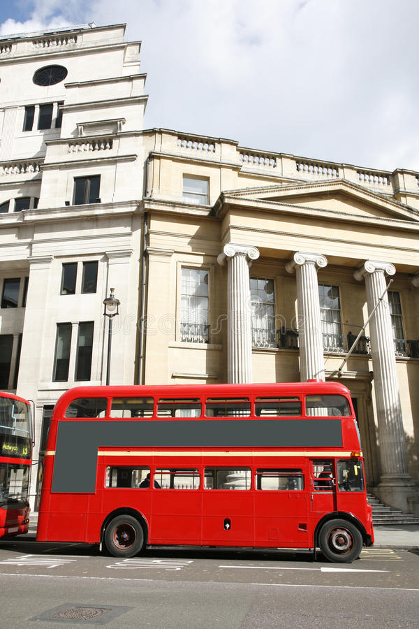 Download London Route Master Bus stock image. Image of england - 20956559