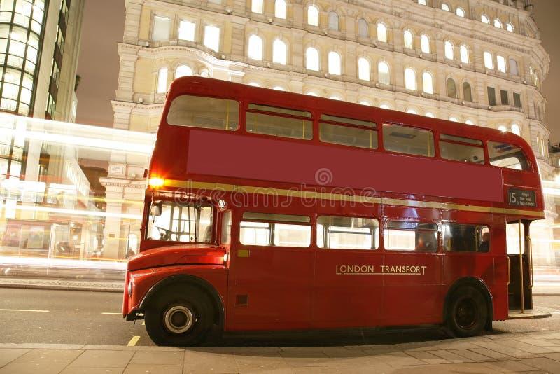 London Route Master Bus Royalty Free Stock Photos