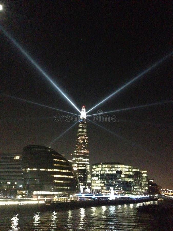 London-Scherbe stockfoto