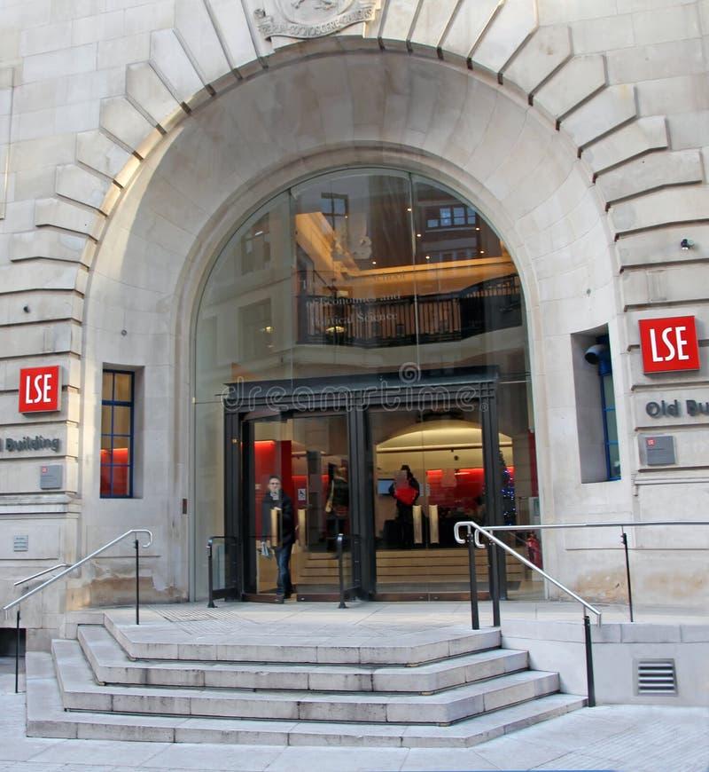 London School Of Economics stock image