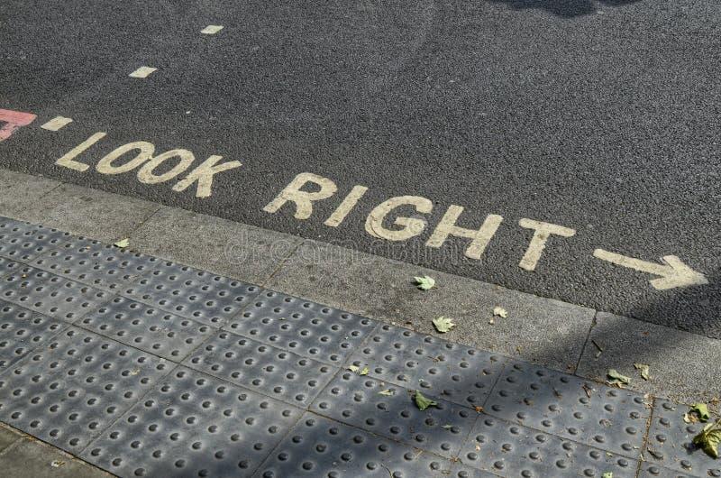 London-Schreiben lizenzfreies stockfoto