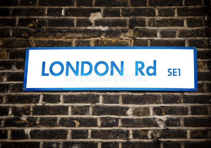 Download London Sign stock image. Image of travel, street, britain - 25345441