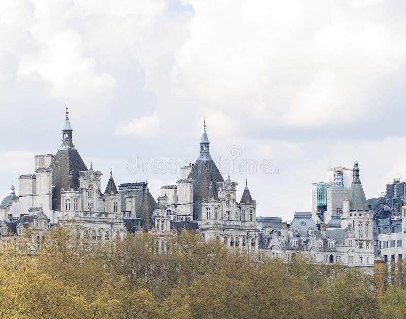 London Skyline. stock photography