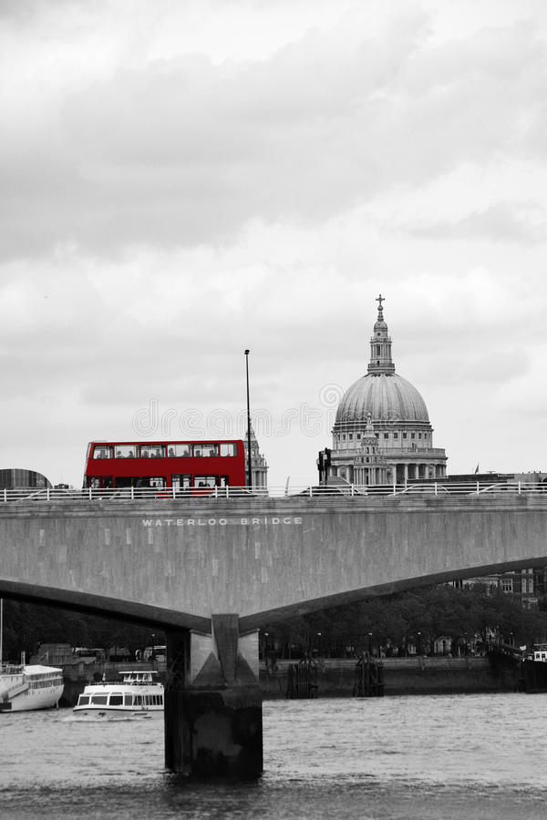 Download London Skyline Seen From Victoria Embankment Stock Photo - Image: 26839104