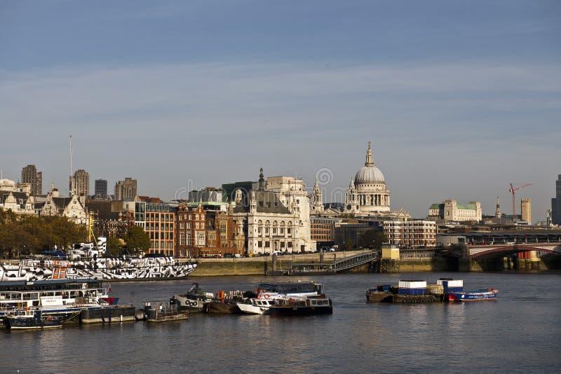 London-Stadtansicht stockfoto