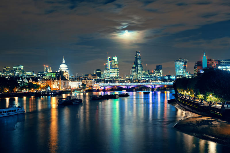 London-Stadtbild stockfotografie