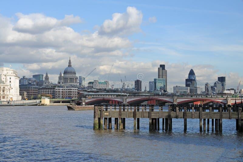 London-Stadtbild stockbilder