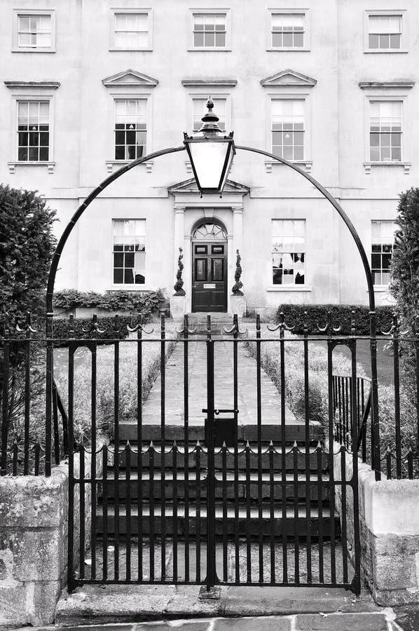 London-Stadthaus stockbild