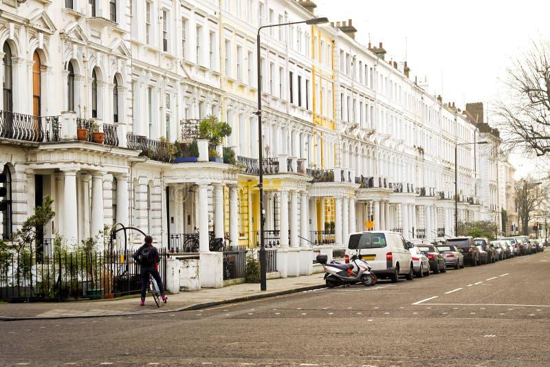 London-Straße lizenzfreie stockfotos