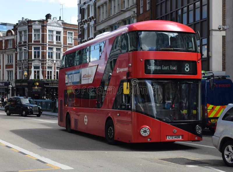 London-Straßen lizenzfreie stockbilder