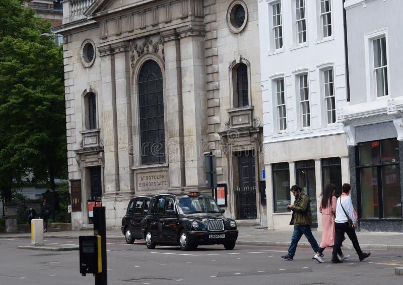 London-Straßen lizenzfreie stockfotografie