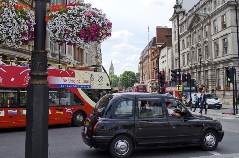 London-Straßenbild lizenzfreies stockbild