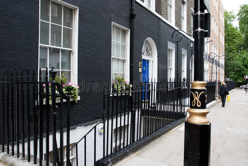 london street obrazy stock