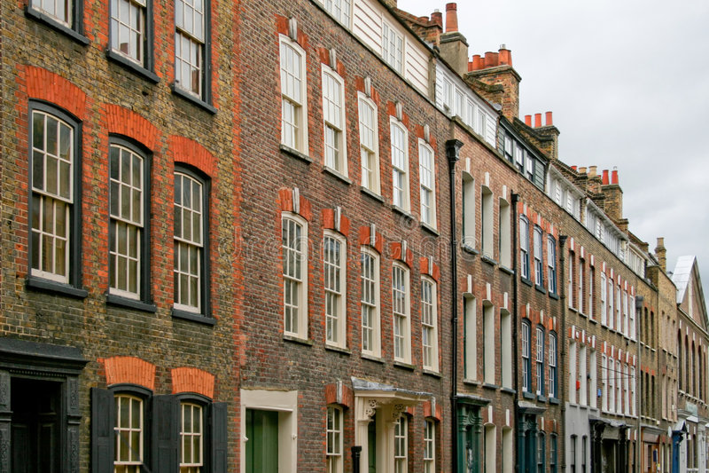London Street stock images